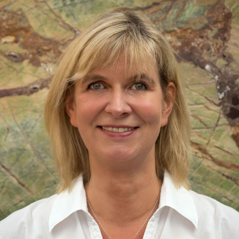 Geschäftsführerin Susanne Steinmann